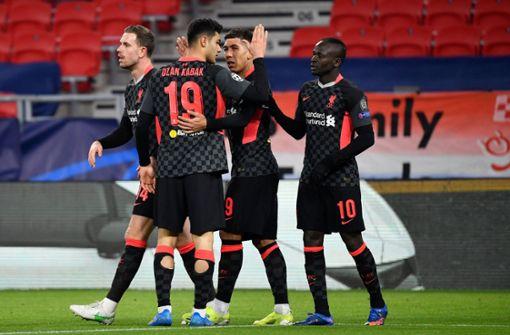 FC Liverpool bestraft Patzer von RB Leipzig eiskalt