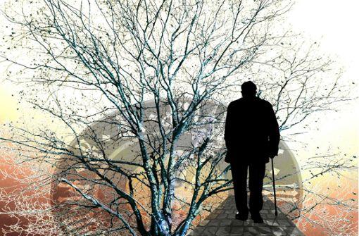 Demenzkranke  zu Hause oder stationär  pflegen