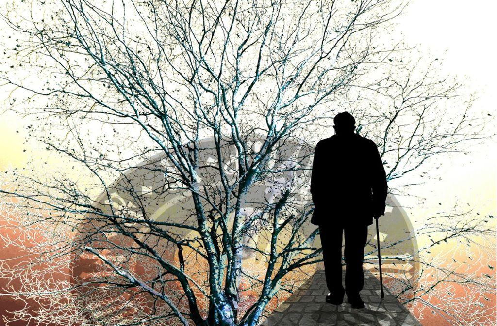 Die Diagnose Demenz ist für viele Menschen lebensverändernd. Foto: pixabay