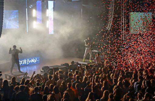 Ein Rock-Festival mit christlicher Botschaft