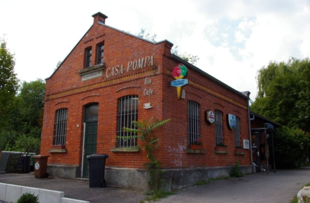 Das alte Pumpenhaus hat sich mittlerweile als beliebtes Ausflugsziel etabliert. Foto: Gohl