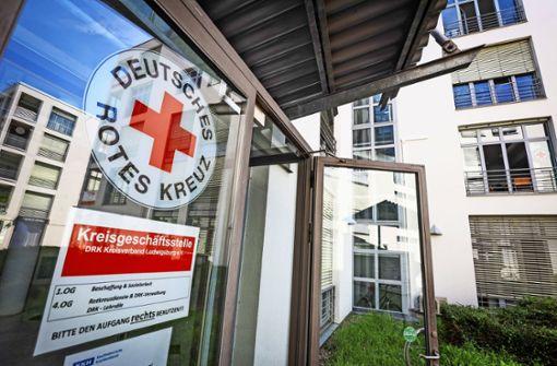 Das Ludwigsburger DRK muss schon wieder neu beginnen