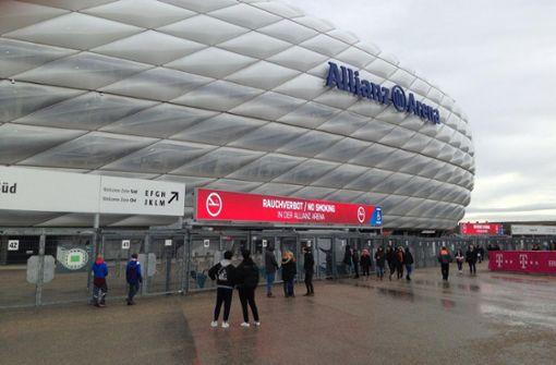 Spieltagsblog: Rund 7500 VfB-Fans nach München angereist