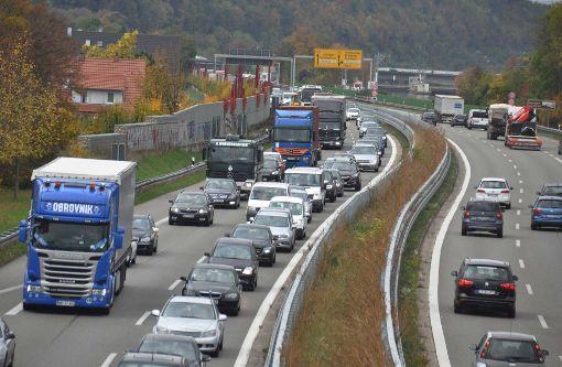 Stuttgart-Ost: Höchste Feinstaubwerte im Morgenverkehr