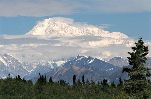 Obama tauft Mount McKinley in Denali um