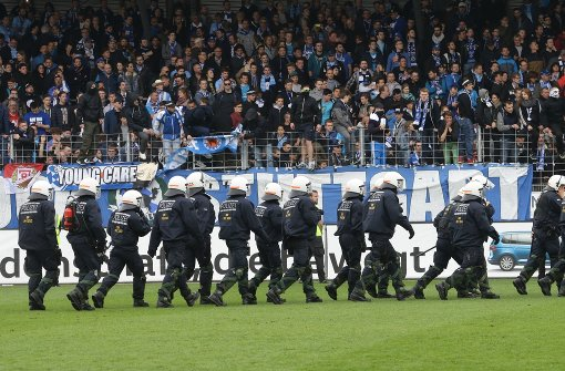 Stuttgarter Kickers akzeptieren Geldstrafe
