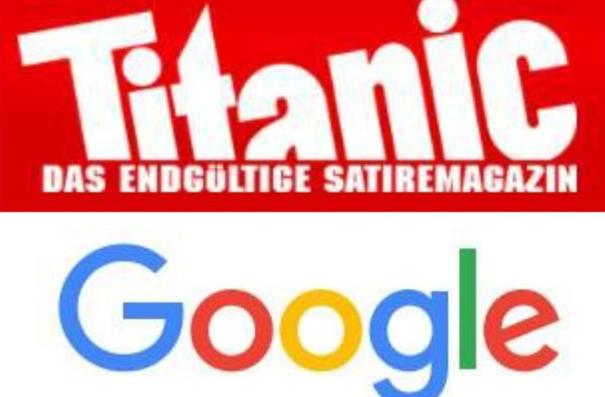 """Clinch Beendet: Die """"Titanic""""-App ist bei Google wieder verfügbar Foto: Titanic/Google"""