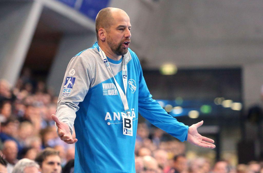 Jürgen Schweikardt hat Personal- und Terminprobleme. Foto: Baumann