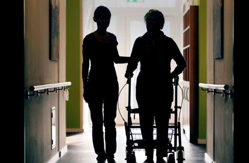 Kliniken klagen über Heimplatzmangel