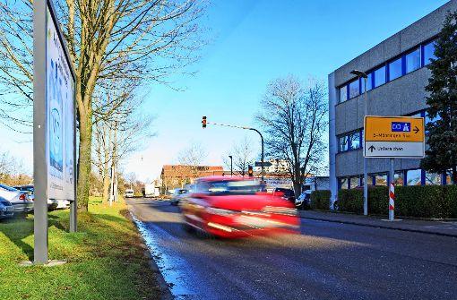 Räte diskutieren über Radwegführung in Unteraichen