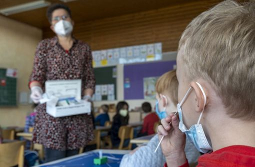 Rückkehr  an die Schulen mit  absehbarer Dauer