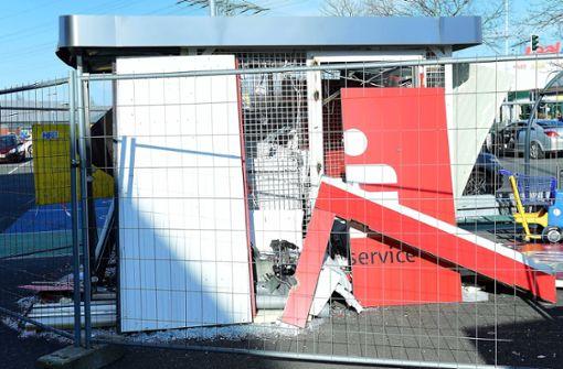 Deutlich mehr Geldautomaten-Sprengungen im Südwesten