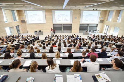 Universität Hohenheim fordert mehr Geld