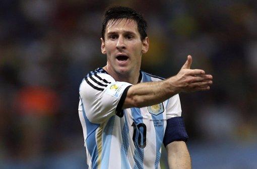 Argentinier beendet Karriere als Nationalspieler
