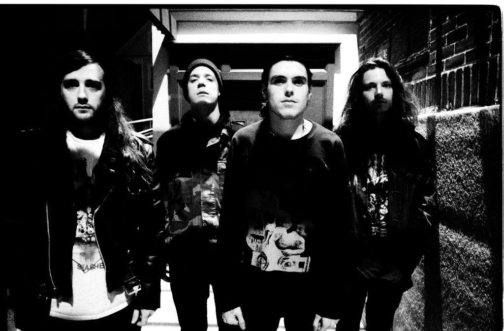Die Band Full of Hell ist die erste Gruppe, die nach dem Umbau im Juha West spielt. Foto: Promo