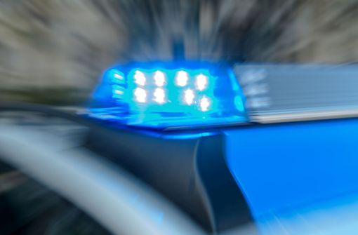 Unfall nach Überholmanöver auf der B 464 bei Holzgerlingen