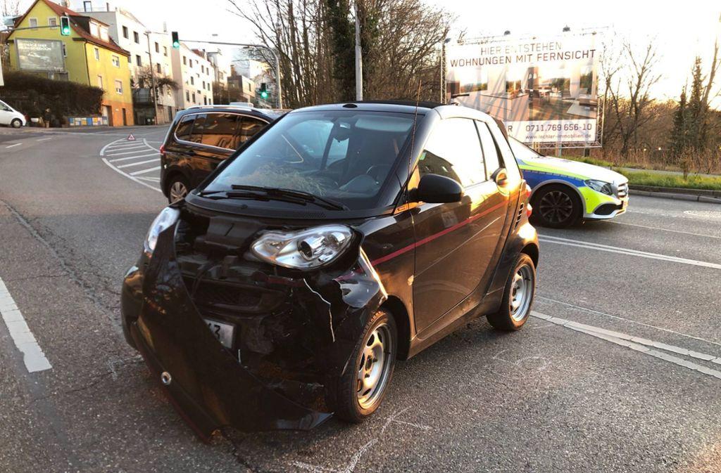 Bei dem Unfall gab es auch Verletzte. Foto: 7aktuell.de