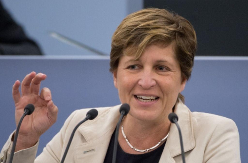 """Die CDU-Verkehrsexpertin Nicole Razavi spricht von """"wilden Zahlen"""", die nicht belegt seien. Foto: dpa"""