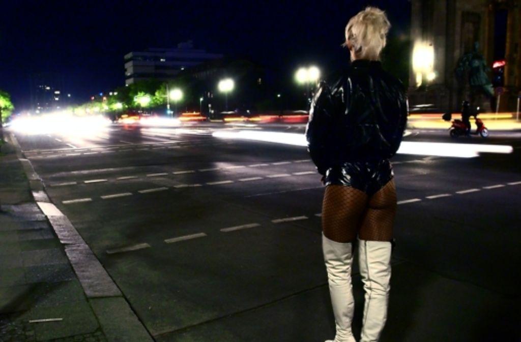 In den Randbezirken ist die Prostitution unauffällig, am Rand des Rotlichtviertels unübersehbar. Foto: dpa