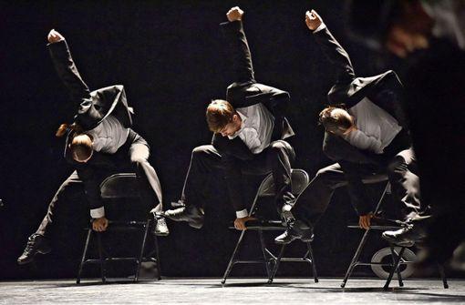 """Ein Ballett-""""ABC"""" haut alle um"""