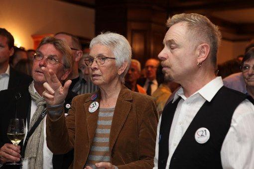 Auf Turners Wahlparty kommt keine Stimmung auf