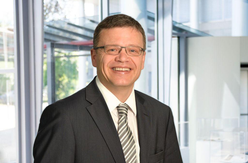 Manager Otto Preiss verstärkt ab 1. Mai die Führung von Rolls-Royce Power Systems in Friedrichshafen. Foto: Rolls-Royce Power Systems AG
