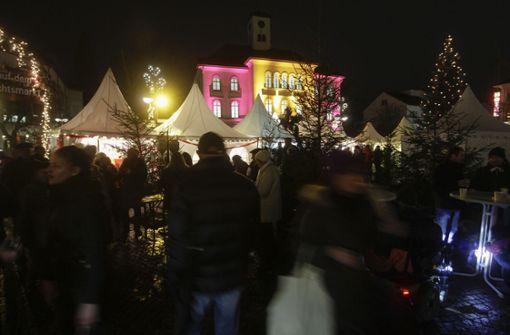 Weihnachtsmarkt wird abgesagt
