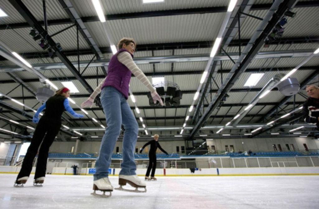 Das Jugendhaus  West plant in den Faschingsferien einen Ausflug in die Eiswelt. Foto: Steinert