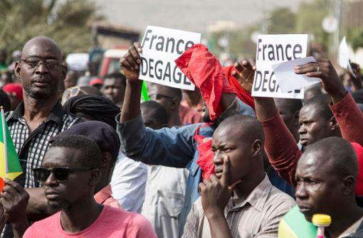 Macron sucht Verbündete für Frankreichs Kampf in der Sahel-Zone