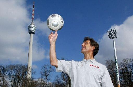 Stuttgarter Kickers: Die Trainer unterm Fernsehturm