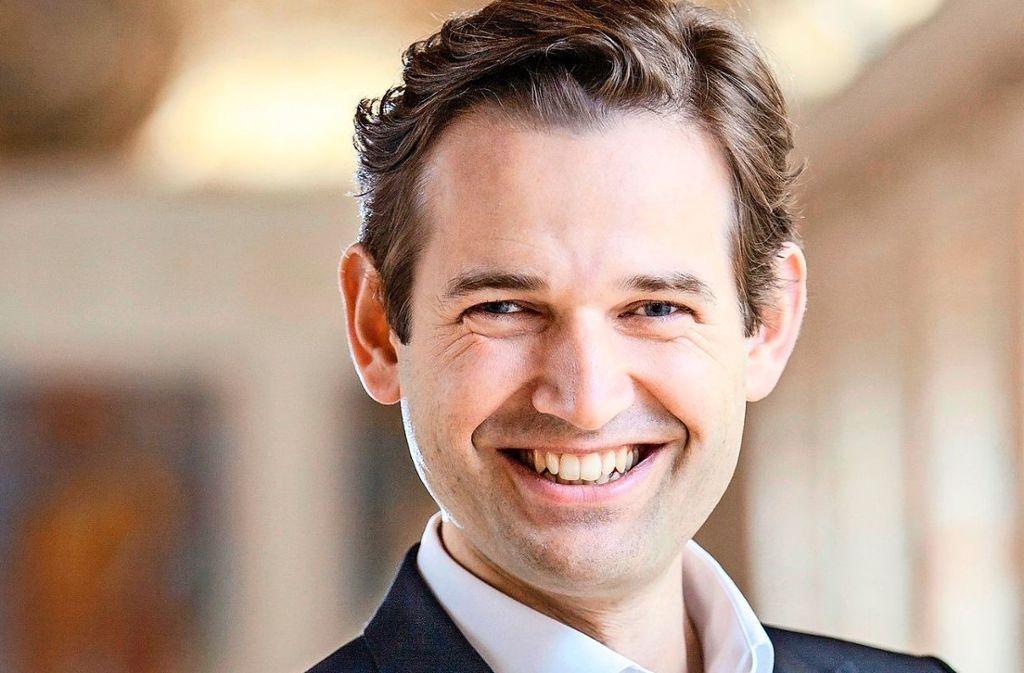 Markus Korselt, Intendant und künstlerischer Leiter des Stuttgarter Kammerorchesters (SKO), will mehr und mehr das Potenzial der Technologien erforschen und damit digitale Bereiche für sein Orchester nutzen. Foto: Thomas Schrott
