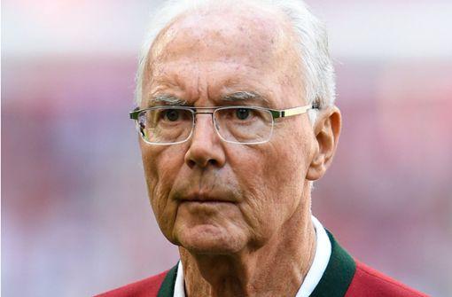 Franz Beckenbauer rät Joachim Löw zu mehr Härte