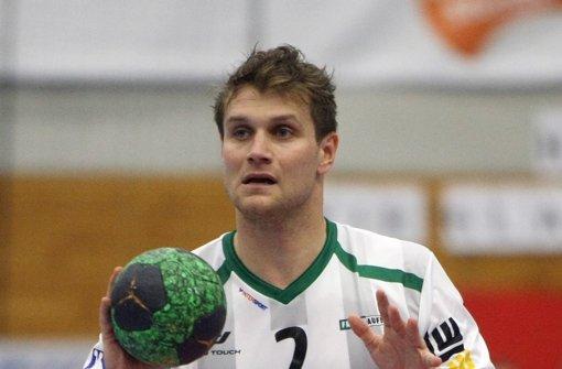 Handballer Kraus suspendiert