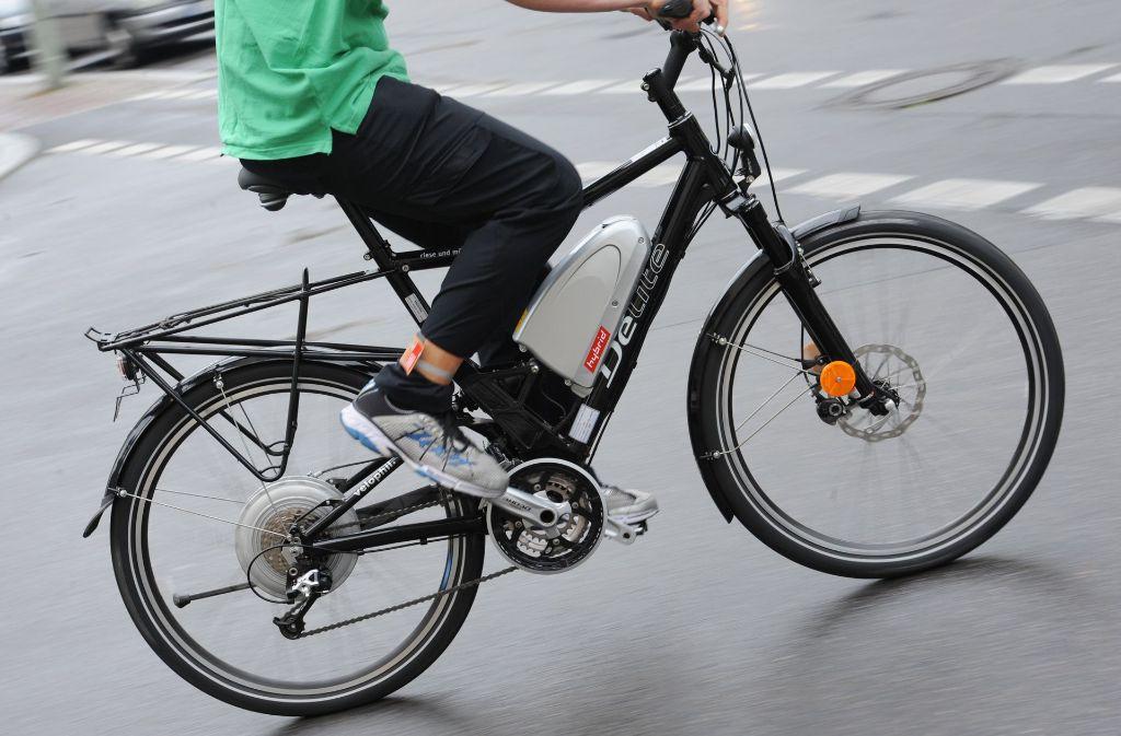 So genannte Pedelecs sind immer häufiger in Unfälle verwickelt. Foto: dpa