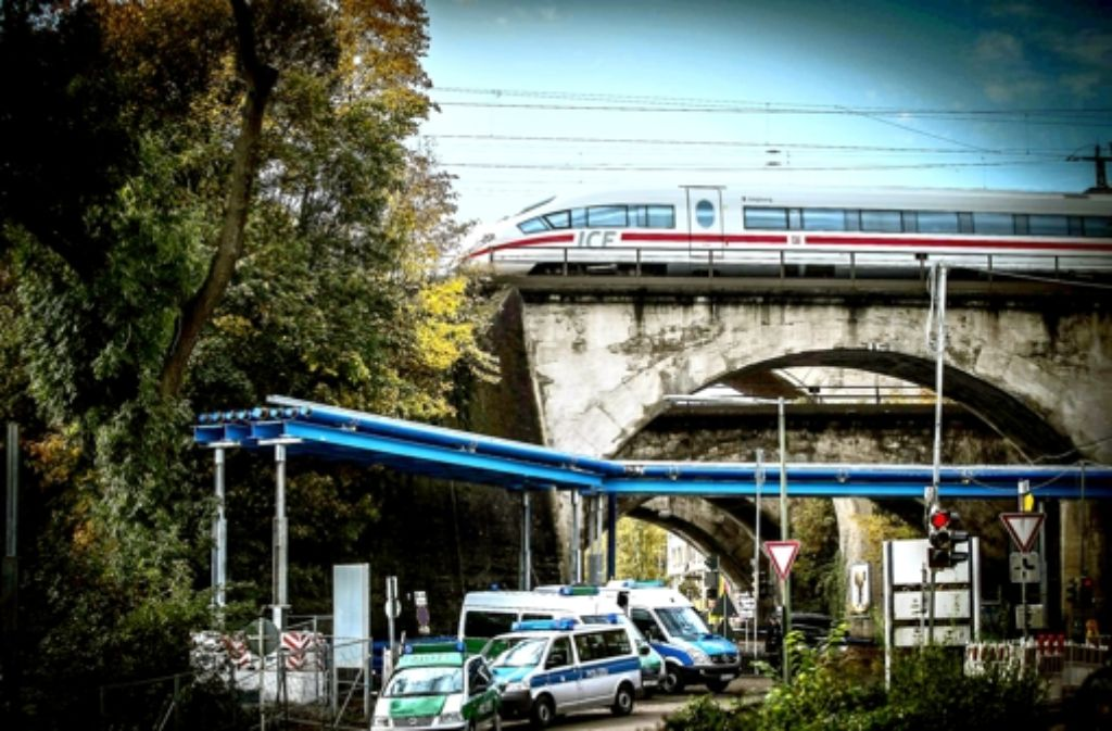 Das Thema Grundwassermanagement wird noch einen weiteren Tag erörtert. In der Bilderstrecke blicken wir zurück auf die Geschichte von Stuttgart 21. Foto: Achim Zweygarth