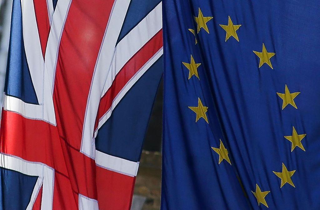 Das britische Parlament hat das Brexit-Gesetz verabschiedet. Foto: AFP