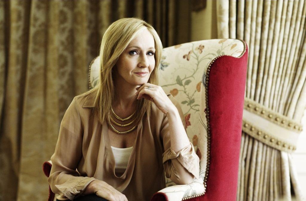 Autorin Joanne K. Rowling beantwortet schon seit Jahren Fragen zu den Harry Potter Büchern bei Twitter. Foto: Carlsen Verlag