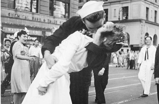 "Der ""küssende Matrose"" vom Times Square ist tot"