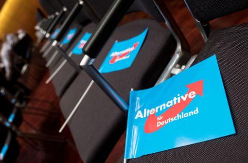 AfD präsentiert Gutachten gegen Verfassungsschutz