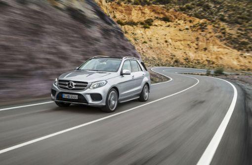 Winterstürme belasten US-Absatz bei Mercedes-Benz
