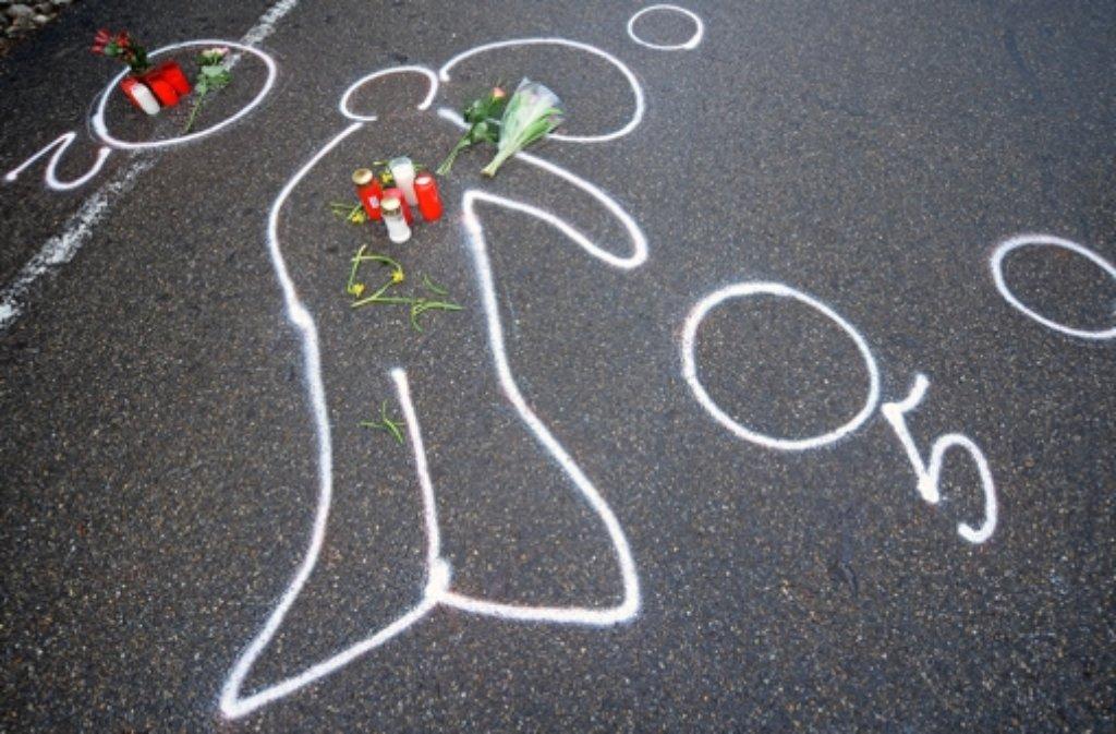 15 Menschen starben bei Tim K.s Amoklauf im März 2009. K.s Vater will vor dem Landgericht Heilbronn erstreiten, dass die Psychiatrie Weinsberg einen Teil der noch ausstehenden Schadenersatzforderungen trägt. Foto: dpa