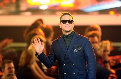 Robbie rockt auf Schalke
