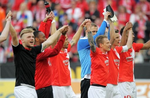 Mainz auf Europa-Kurs - Bayern spielt unentschieden