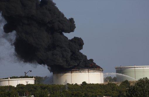 Regierung: Anschlag auf Militäranlage vereitelt