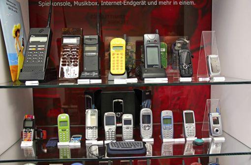 Neue Heimat für alte Telefonapparate