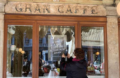 Venedig klagt über zu wenig Besucher