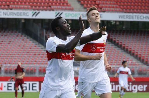 Silas Wamangituka und Co. brillieren beim 1. FC Nürnberg