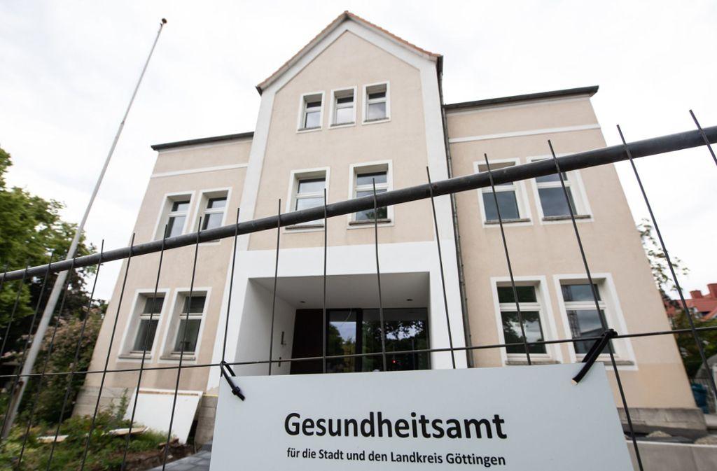 In Göttingen ist es zu einem Corona-Ausbruch gekommen. Foto: dpa/Swen Pförtner
