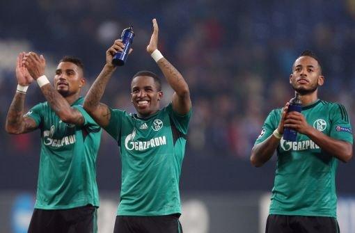 Schalke besiegt Steaua Bukarest 3:0