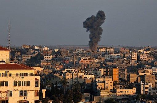 Frau und Tochter bei israelischem Luftangriff getötet